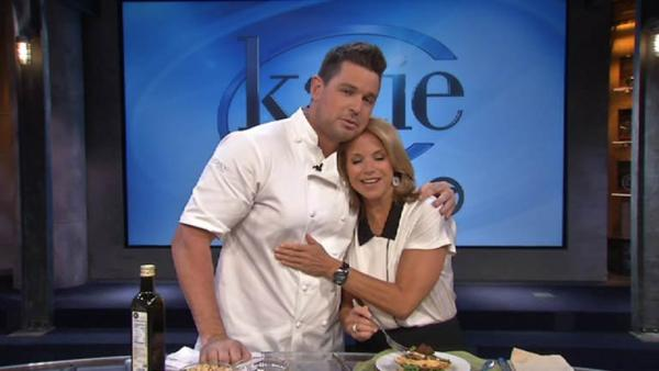 Complete Episode: Ryan Scott Cooks for Katie Couric