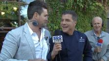 Michael Chiarello cooks with Ryan