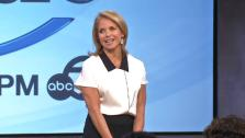 Finding a Gift  for Katie Couric