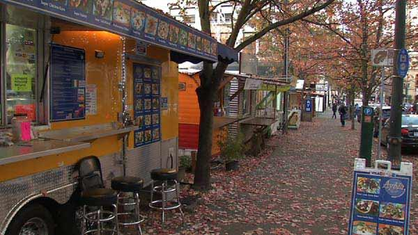 Portland's Food Carts