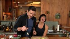 Healthy Mexican Chicken and Exercising with Ali Vincent