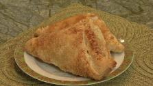 Maple Sugar Pumpkin Turnovers