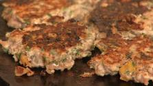 Chicken Maple Sausage Patties