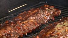 Cherry Dr. Pepper BBQ Ribs