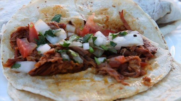Tasty Fresh Pork Taco Recipe
