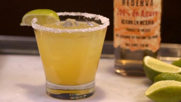 Orange and Lime Margarita
