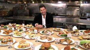 Chef Ryan Scotts Culinary Student Sandwich Challenge