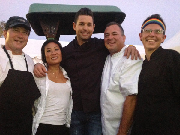The Team: Chef Mike, Chef Sophia, Chef Ryan,...
