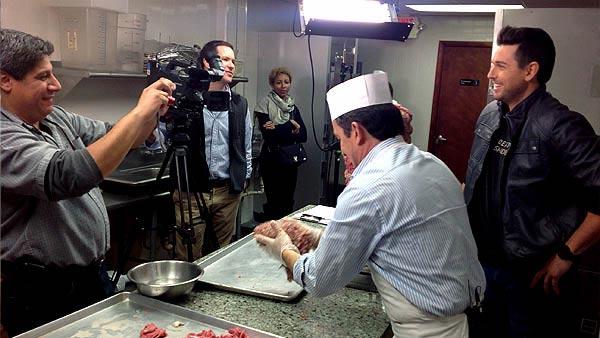 Photos chef ryan scott in washington d c food rush for Divan kebab menu