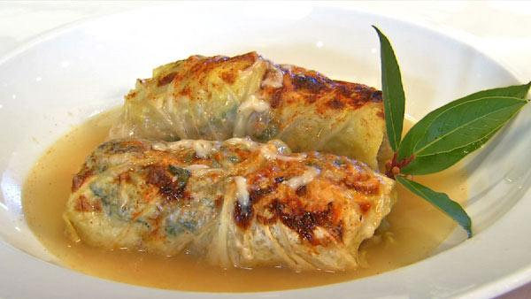 Good Cookin': Italian Stuffed Cabbage | The Live Well Network