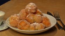 Orange Blossom Beignets