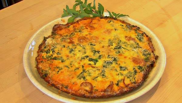 Fast and Delicious Frittata