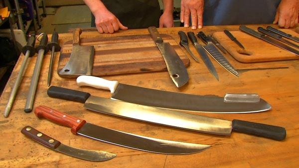 Knives for the Home Chef