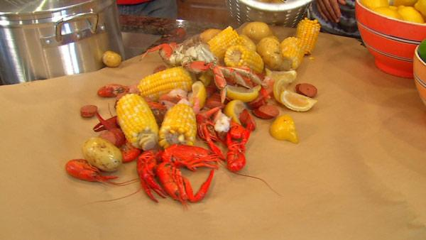 Make your Own Low Country Boil