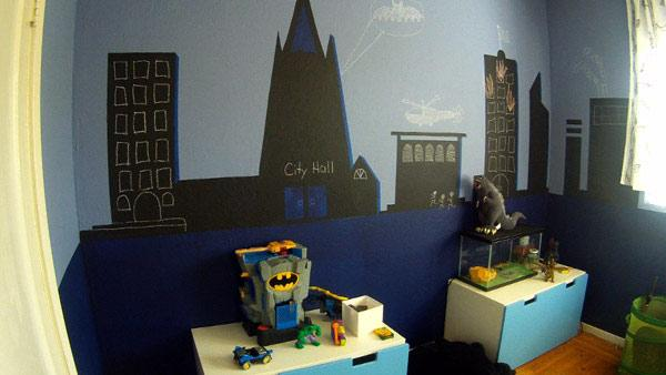 A fun boy 39 s room the live well network for Room decor for 6 year old boy