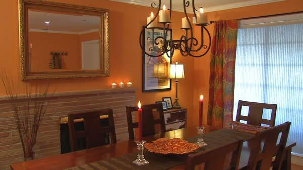 a tuscan style dining room | home with lisa quinn | the live well