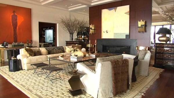 Elegant Living Rooms creating an elegant living room | home with lisa quinn | the live