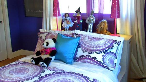 A Moroccan Themed Girlu0027s Room Part 41