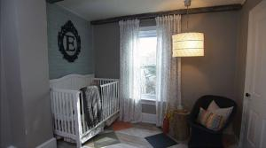Bloggers Design Contemporary Baby Nursery