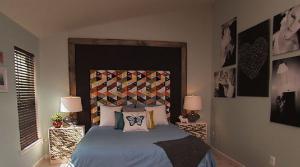 Master Bedroom Transformed into Modern Retreat