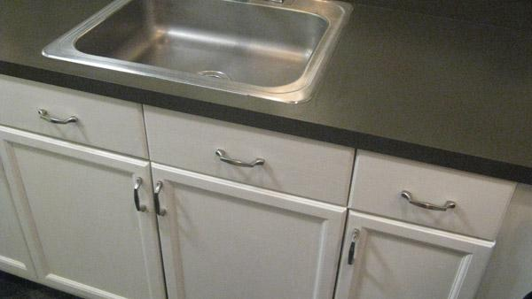 How To Refinish Kitchen Cabinets Knock It f
