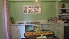 Small Galley Kitchen Gets Big Makeover