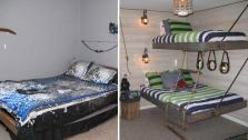 Before and After Photos: Boys Pirate-Themed Bedroom