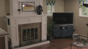 Outdated Basement Gets Big Makeover