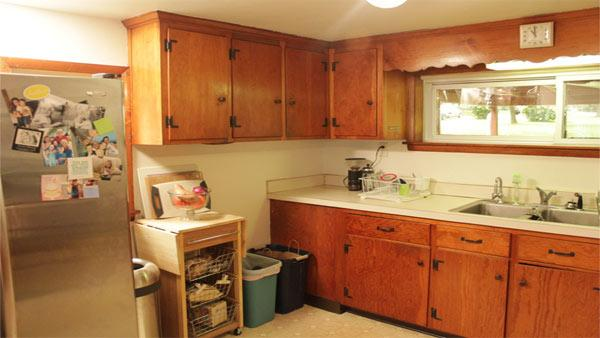 Designers Craft Plan to Makeover Outdated Kitchen