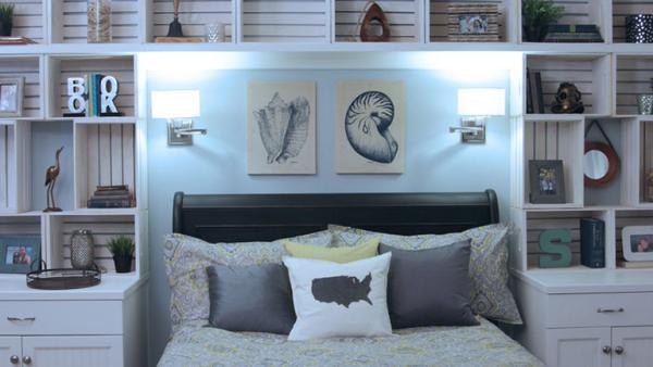 Master Bedroom to Nautical Getaway Knock It Off The Live Well