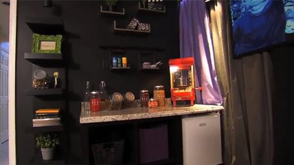 Diy Home Concession Stand Snack Station