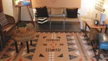 DIY Aztec-Inspired Area Rug