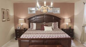 Rustic Romantic Master Bedroom Makeover