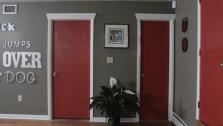 How to Create DIY Faux Paneled Doors