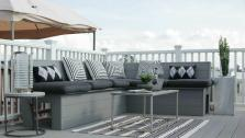 Roof Deck and Patio Makeover in the City