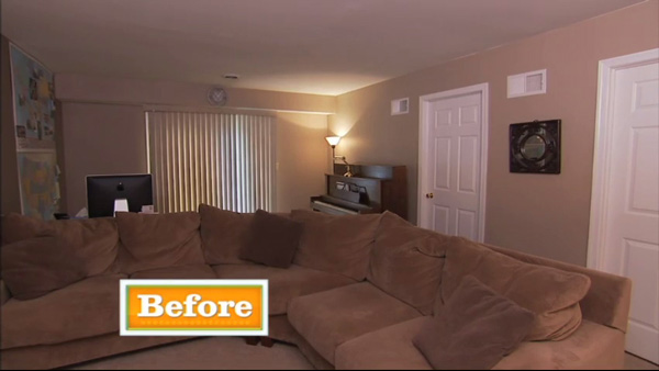 Rec Room To Home Movie Theater Knock It Off The Live Well Network - Home movie room