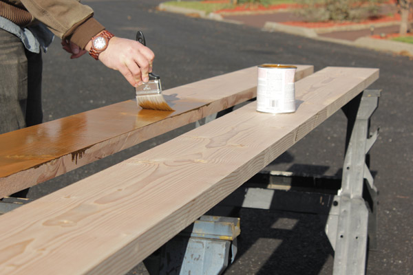 Attach The Bar Top To Cinderblocks Using Liquid Nails Make Sure Level