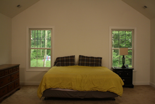 Before And After Photos Rustic Master Bedroom Knock It Off The Live Well Network