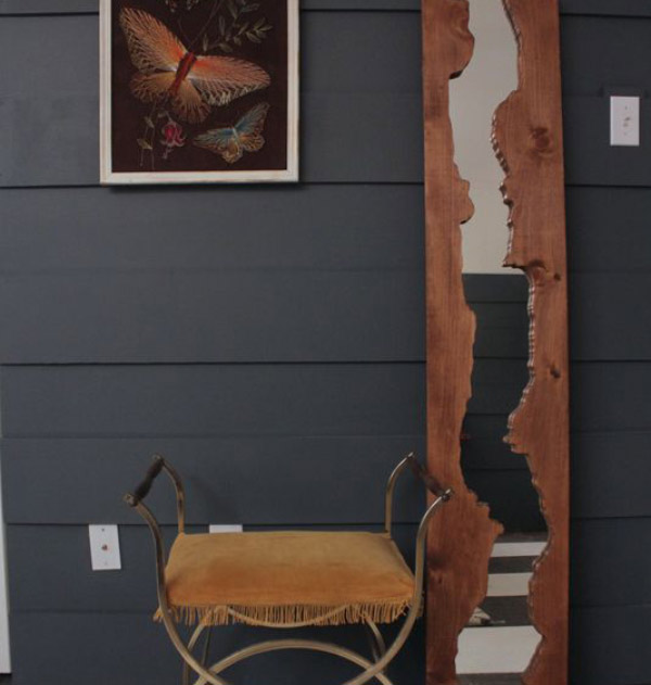 Photos Live Edge Mirror Knock It Off The Live Well