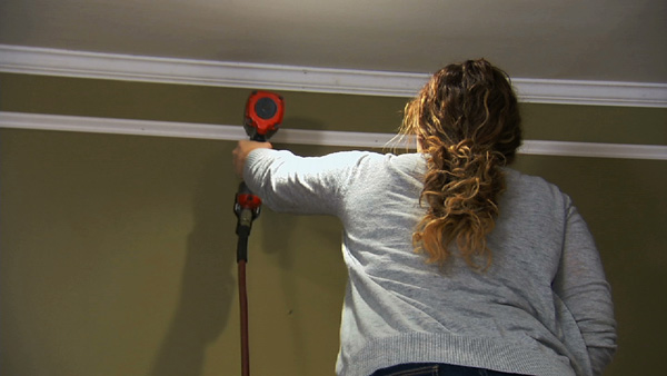 photos  diy faux crown molding