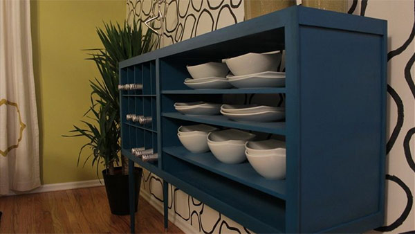 1 Of 7 Need Storage For Your Dining Room But Dont Want To Shell Out Big Bucks A Sleek Modern Buffet At Furniture Store Heres An Easy DIY Project