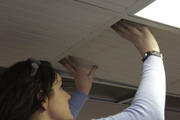 Beadboard Drop Ceiling Diy Diy Do It Your Self