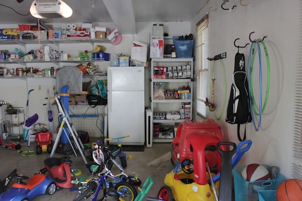 before and after photos family garage knock it off the live