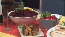 Cooked Cranberry Sauce