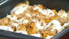Butternut Squash Stuffed Shells