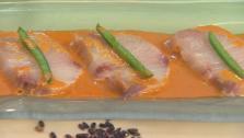 Yellowtail Sashimi Seviche