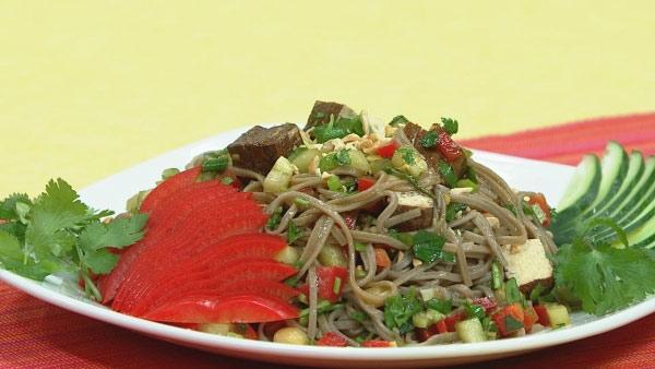 Asian Soba Salad