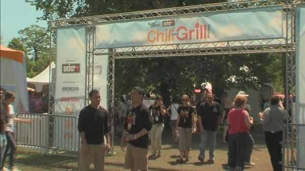Chill and Grill Festival