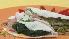 Brazilian Tapioca Omelet