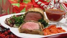 Southwestern Beef Wellington